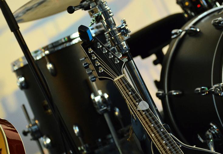 ドラムの防音工事